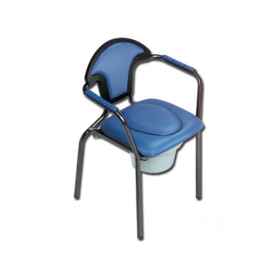 COMFORT COMMODE CHAIR