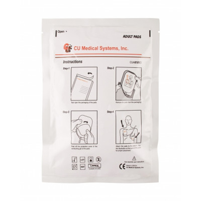 DISPOSABLE PAD kit of 2 pcs. - for CU ER 2/3