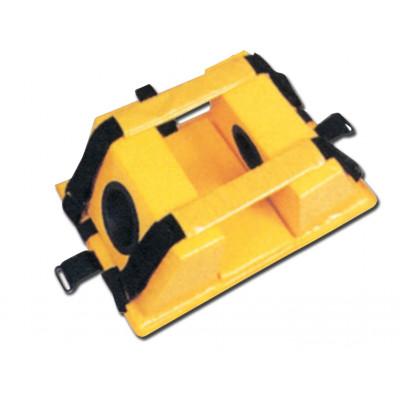 FERMO 1 HEAD IMMOBILIZER yellow