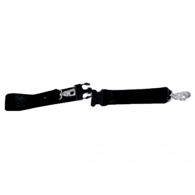 IMMOBILISATION BELT 5x213 cm - black - B