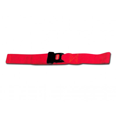 IMMOBILISATION BELT 5x213 cm - red - C