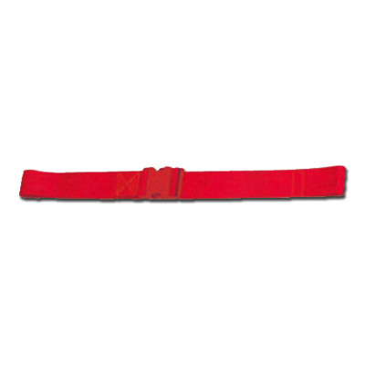 IMMOBILISATION BELT 5x213 cm - red - A