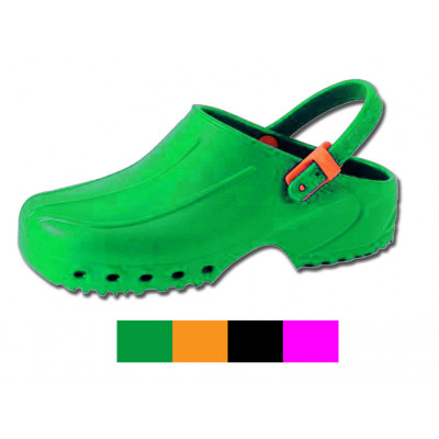 ULTRA LIGHT CLOGS with straps - other colours