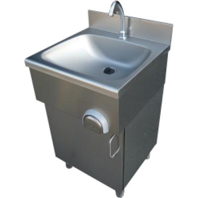 handen wasbak