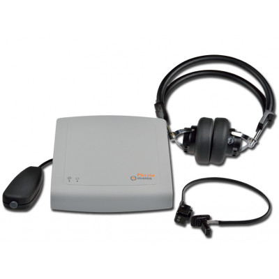 PICCOLO BASIC DIAGNOSTIC AUDIOMETER air + mask
