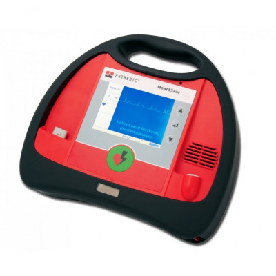 Primedic heart save aed-m (defibrillator with ECG and monitor)