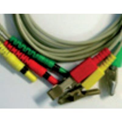 VET 3 LEAD CLIP TYPE CONNECTORS