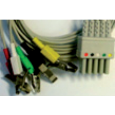 VET 5 LEAD CLIP TYPE CONNECTORS