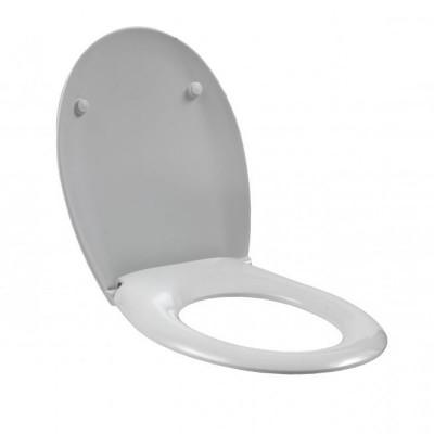 WC bril kunststof - wit